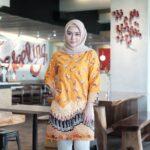 Model baju muslim batik untuk sehari hari