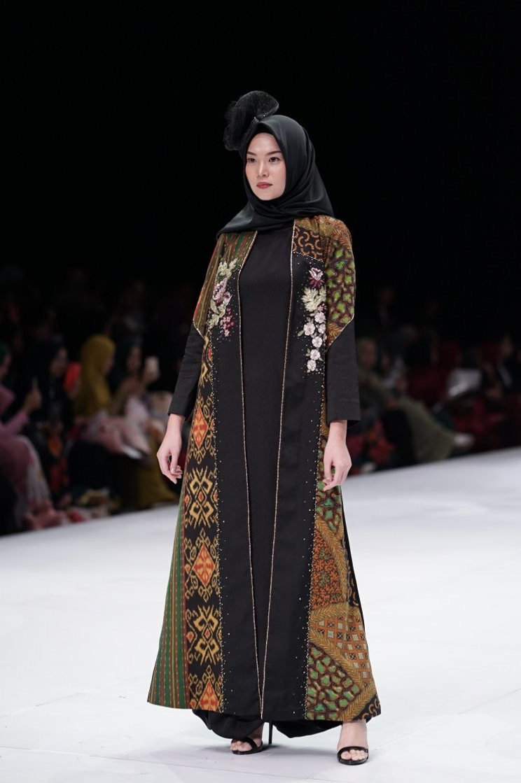 Outwear full batik