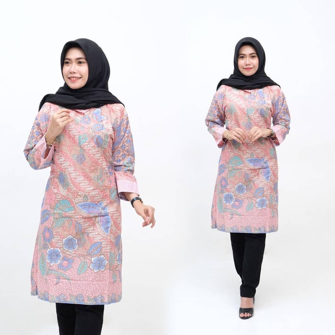 Tunik Batik Cantik