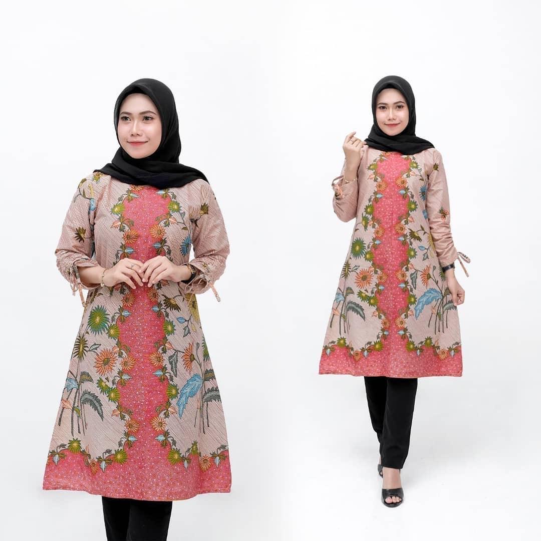 Tunik Batik Muslimah