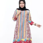 Tunik Batik Panjang