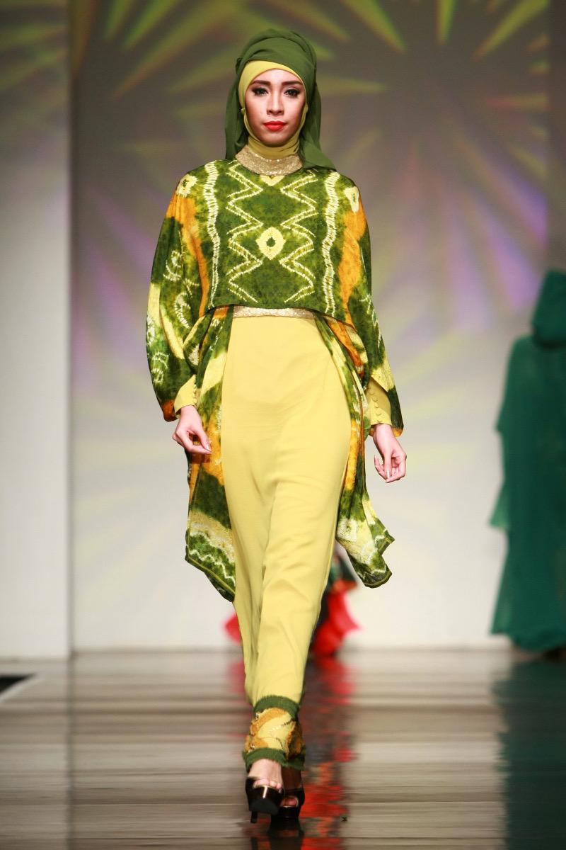 baju batik model biasa
