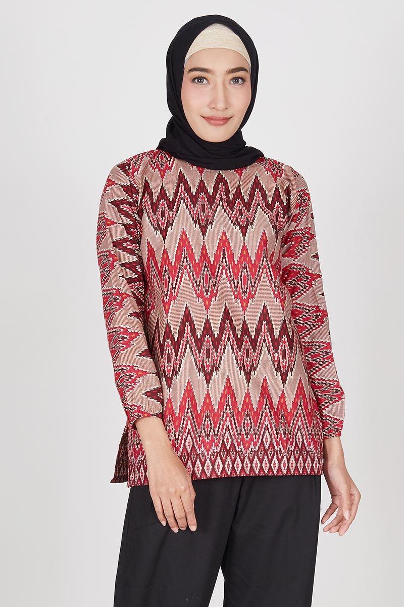 batik muslim santai