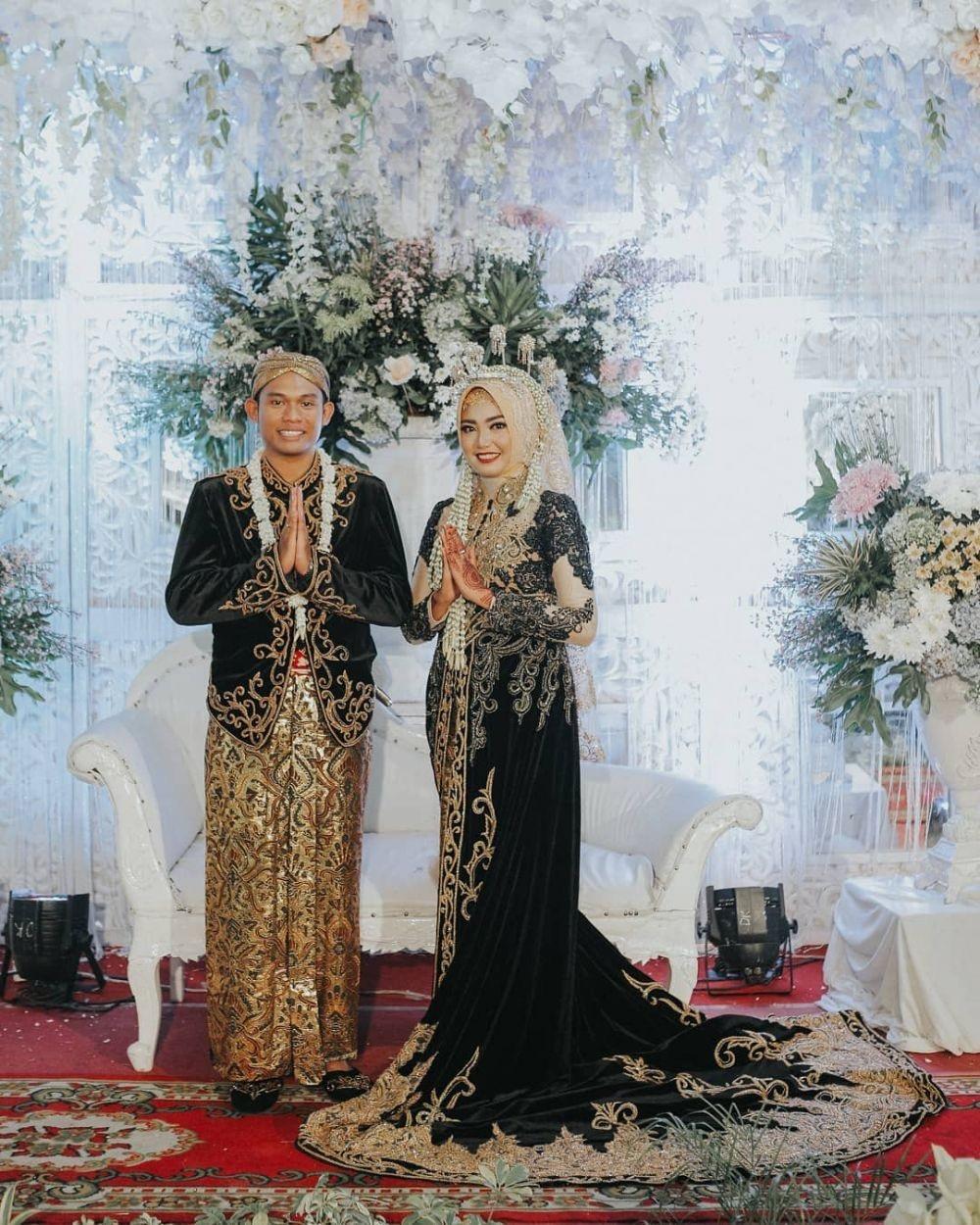 √ 10+ Model Kebaya Pengantin Modern Muslim Terbaru 10
