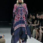 model baju batik kombinasi sifon