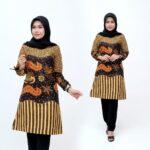 model baju batik motif klasik
