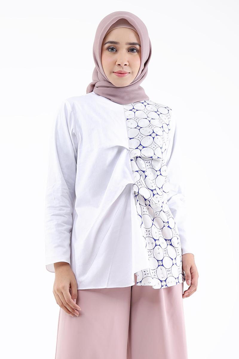 model baju muslim simpel cantik