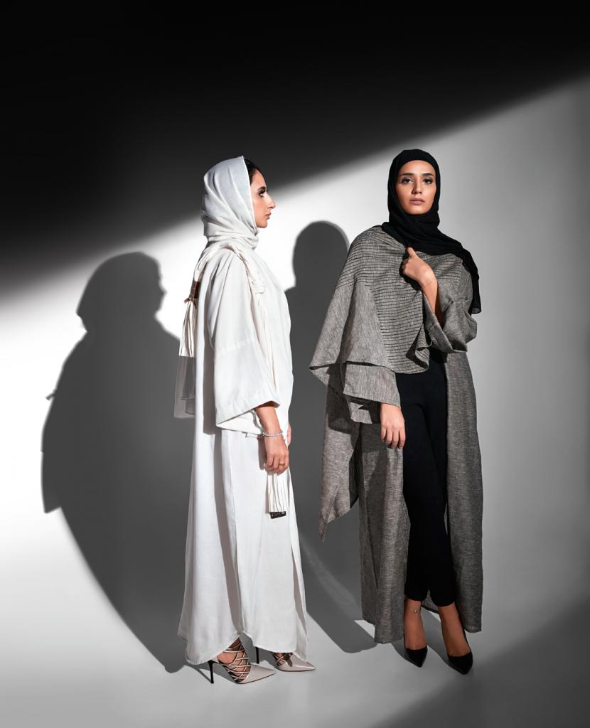 Gamis katun fashionable