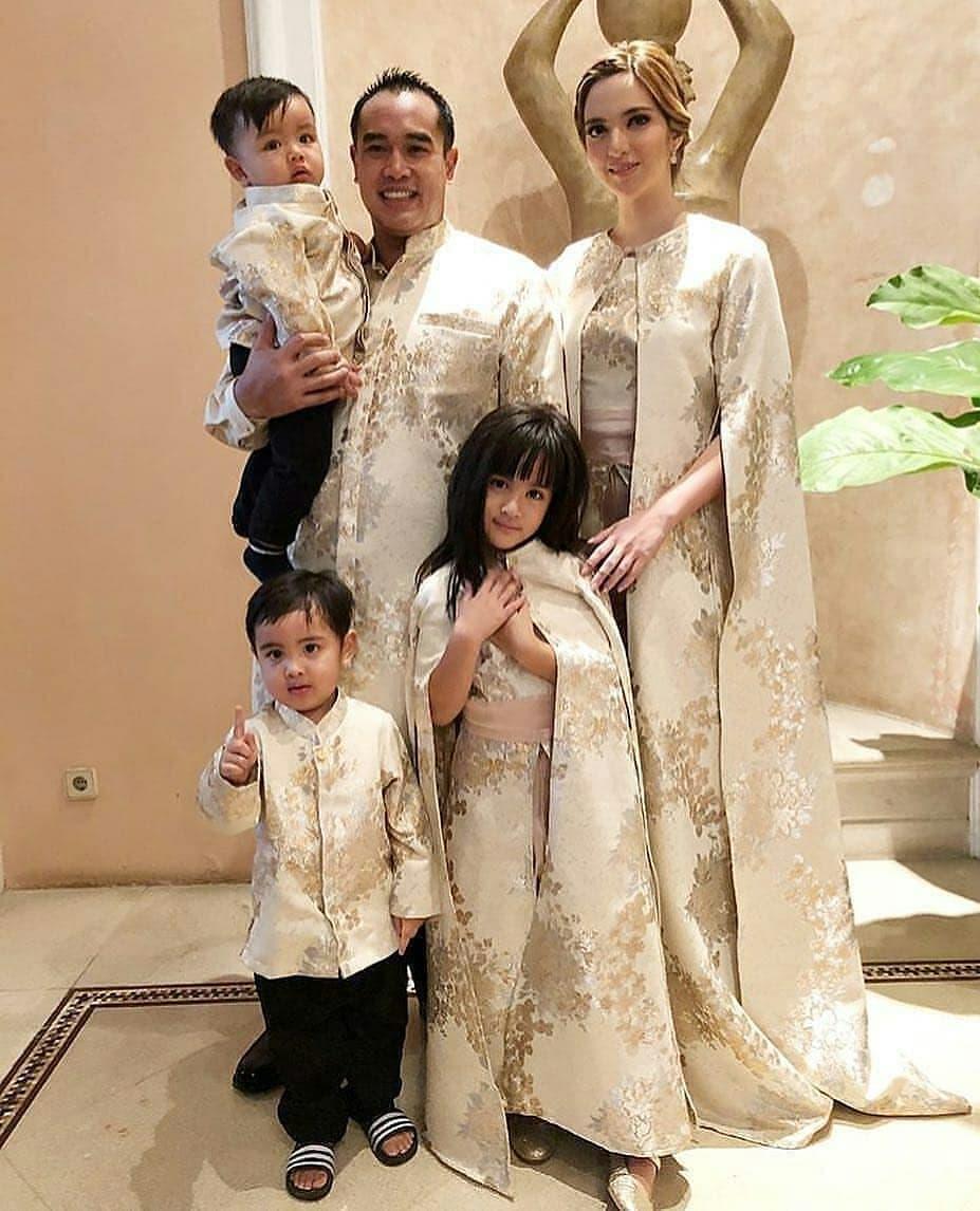 Gamis keluarga ala Jepang