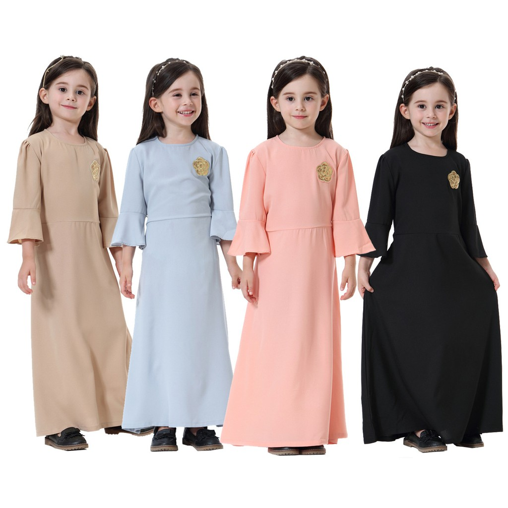 Gamis India untuk anak