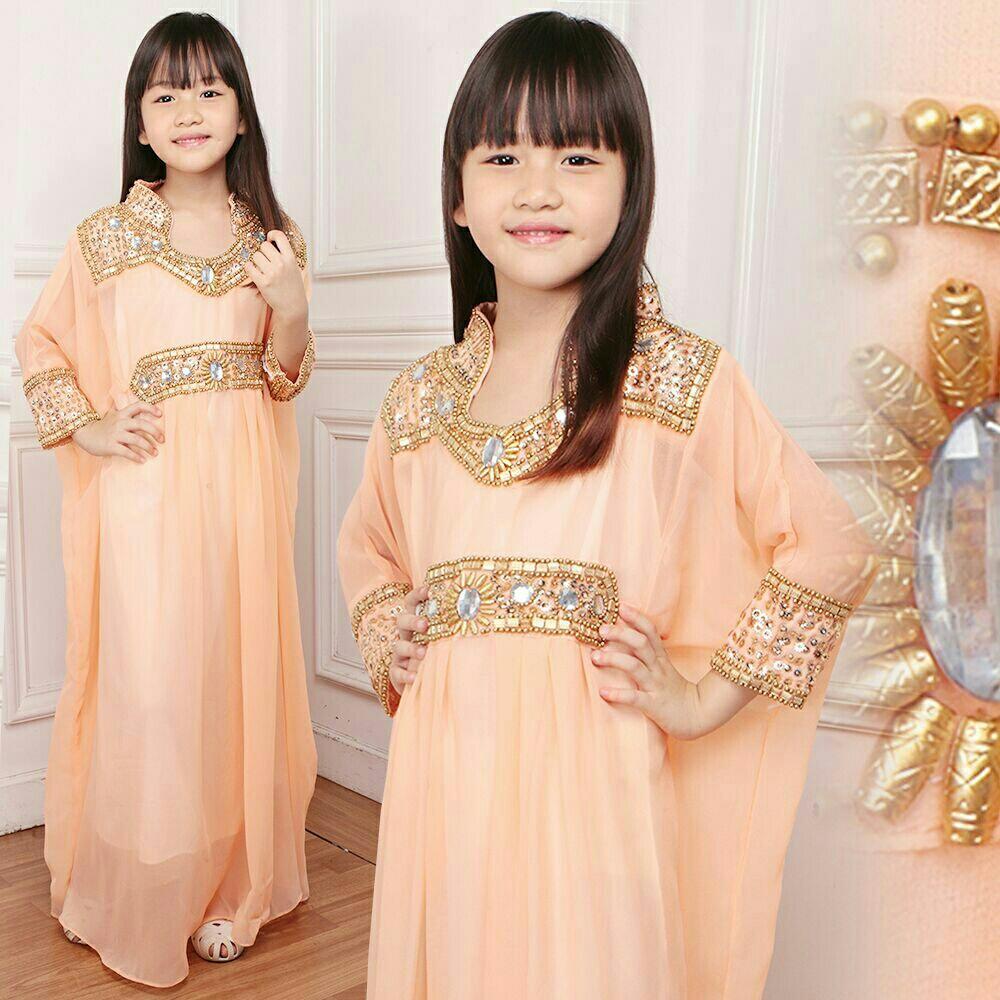 Gamis model abaya