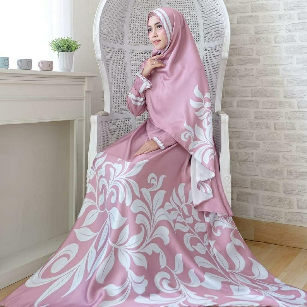 Model Gamis Syar 'i