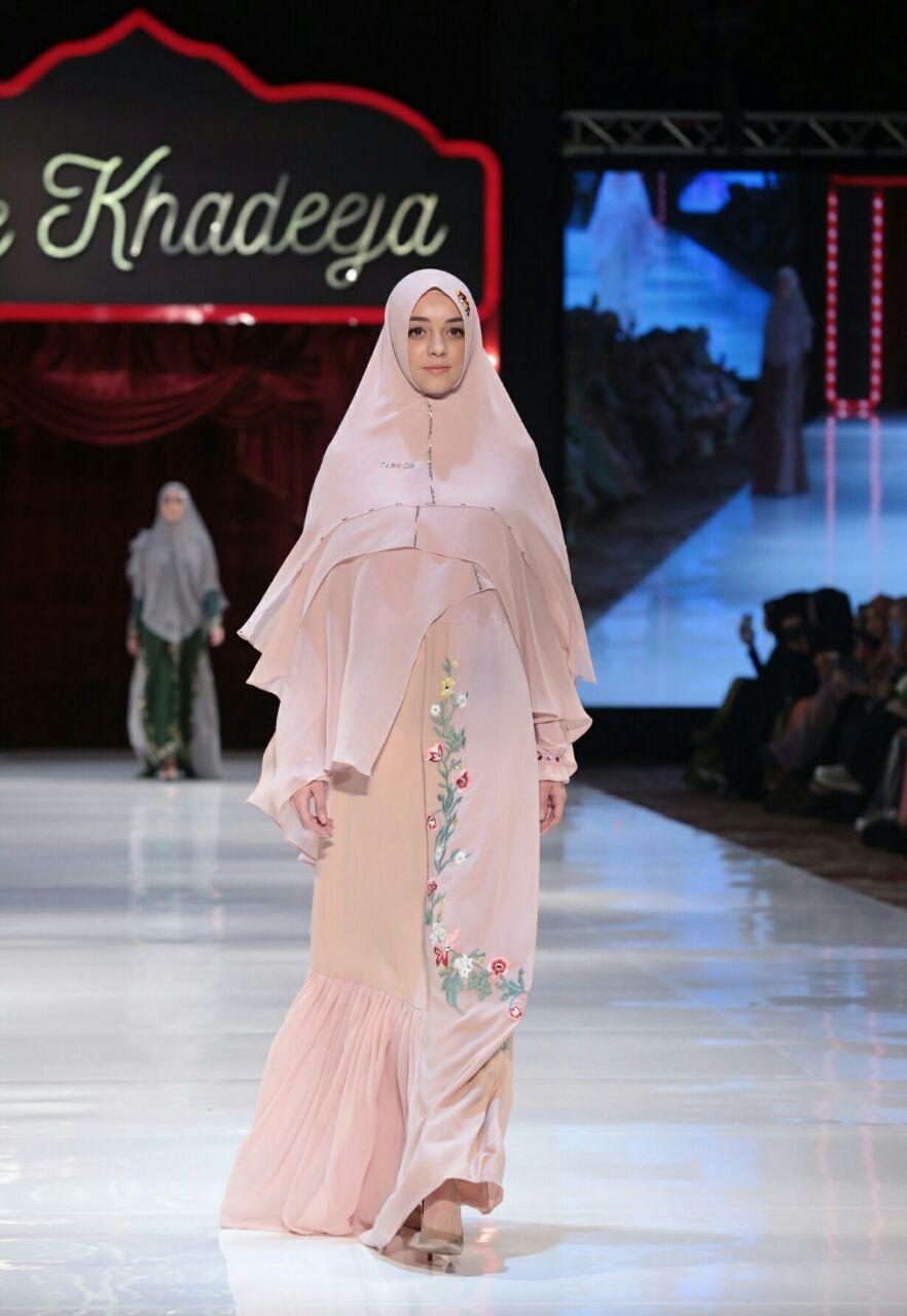 Model Gamis Syar'i Modern
