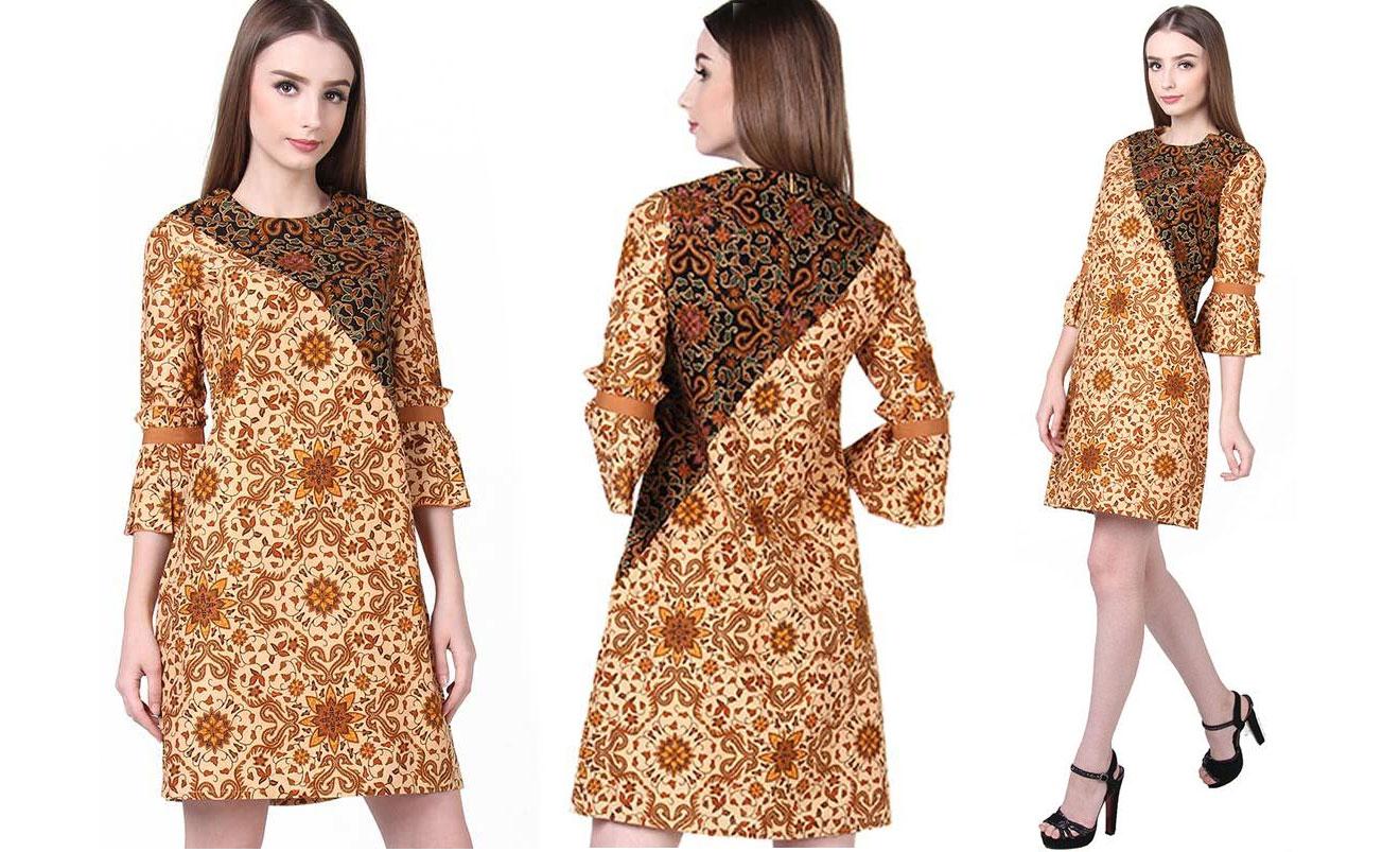 Baju Batik Keris Wanita