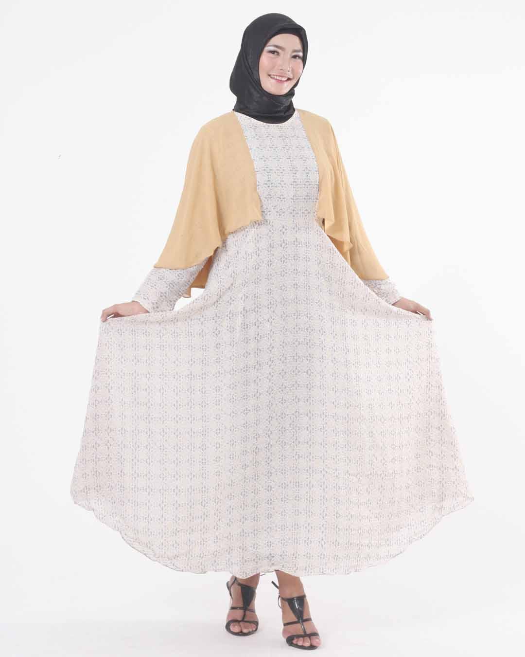 Batik Kawung Modern
