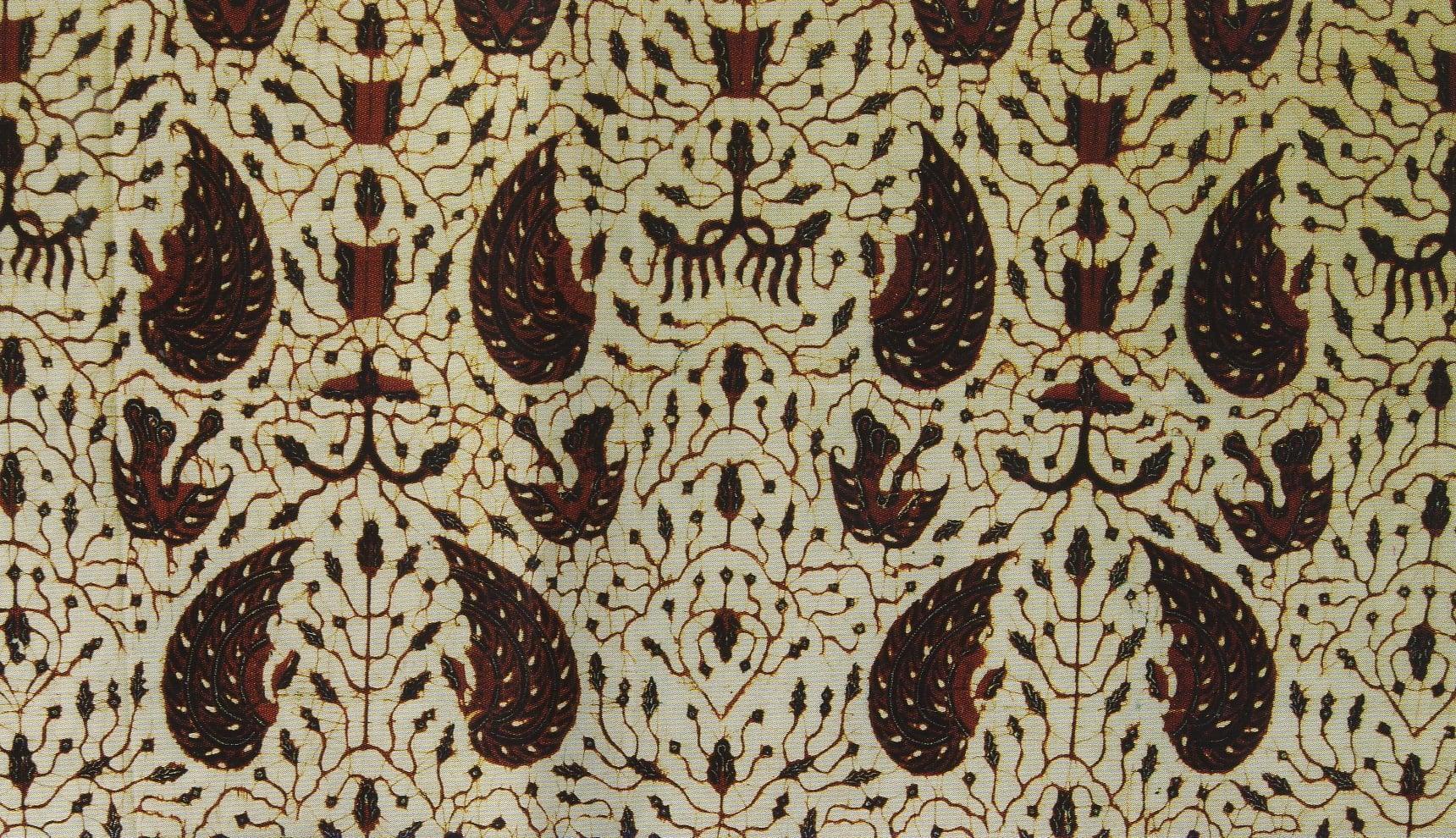 Batik Motif Sawat