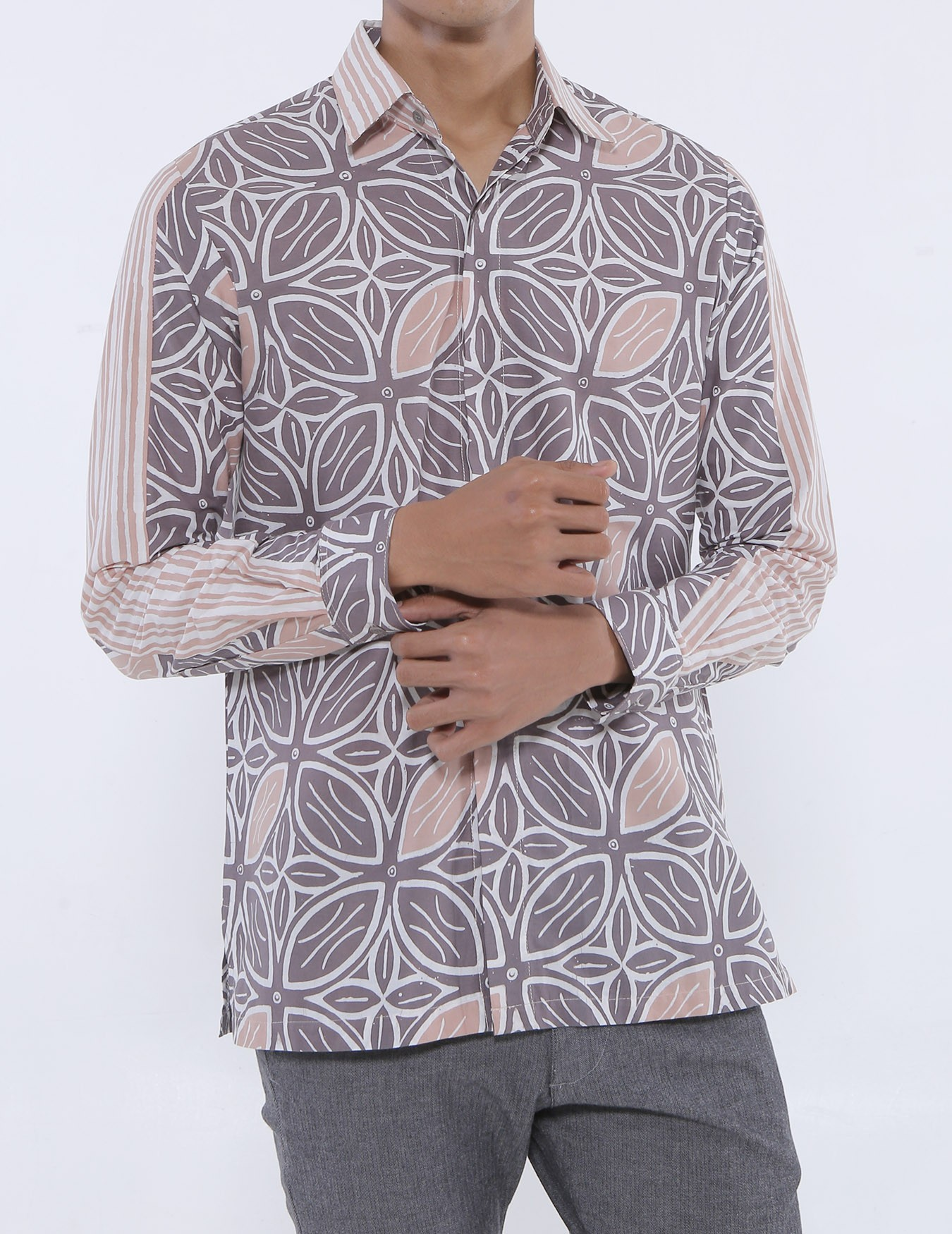 Contoh Motif Batik Kawung