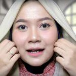 Gambar Tutorial Hijab Pesta