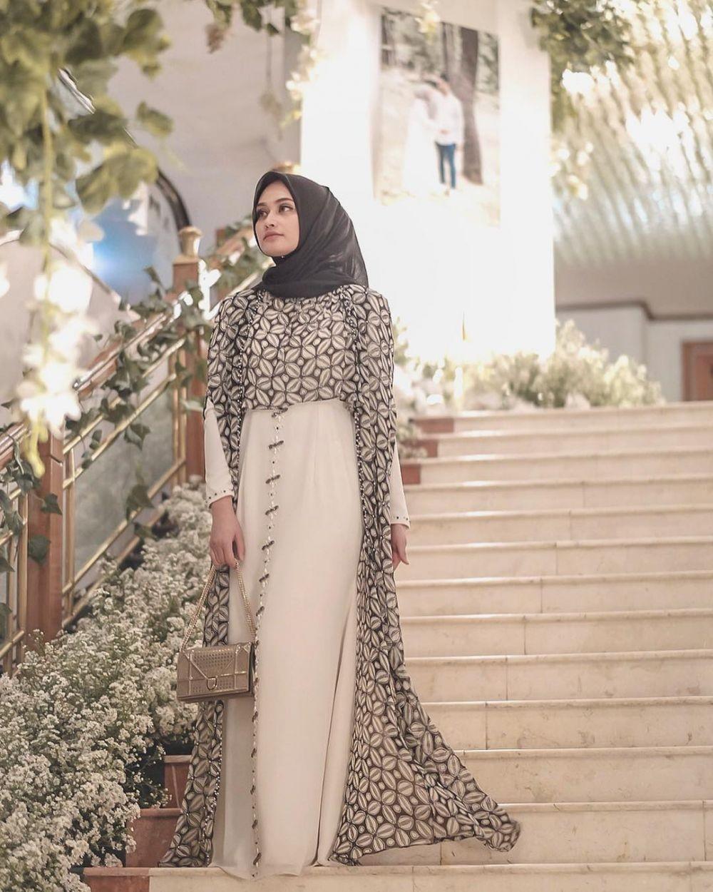 Gaun Batik Kawung Sen