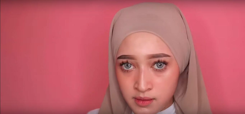 Hijab Pasmina Pesta Tutorial
