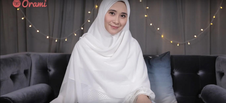 Hijab Pesta Tutorial
