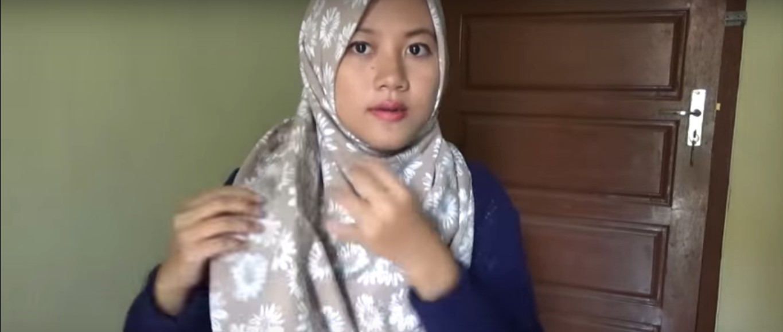 Hijab Segitiga Tutorial