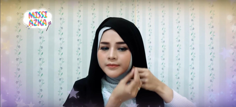 Hijab Tutorial Ke Pesta