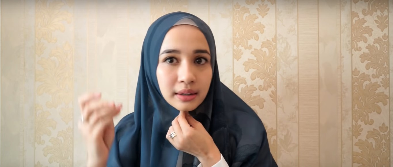 Hijab Tutorial Paris Segi Empat