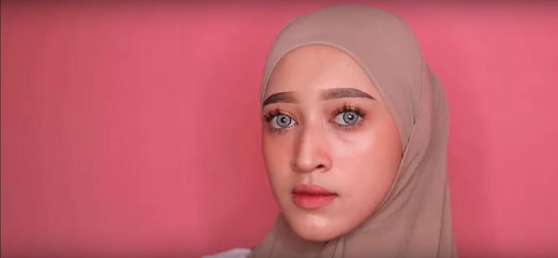 Hijab Tutorial Pasmina Pesta