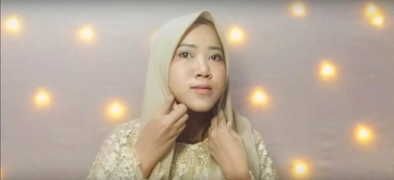 Hijab Tutorial Untuk Kebaya