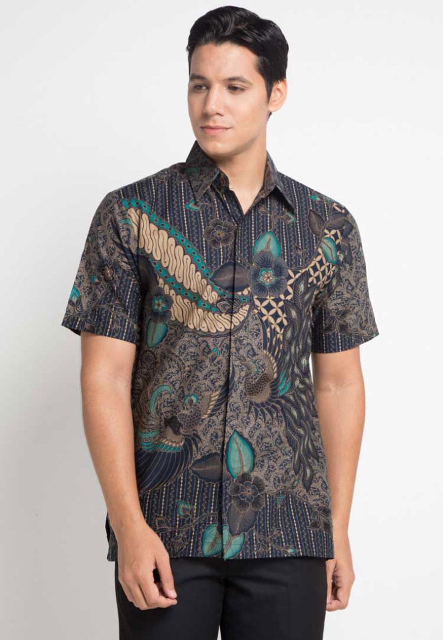 Kemeja Batik Bali Pria