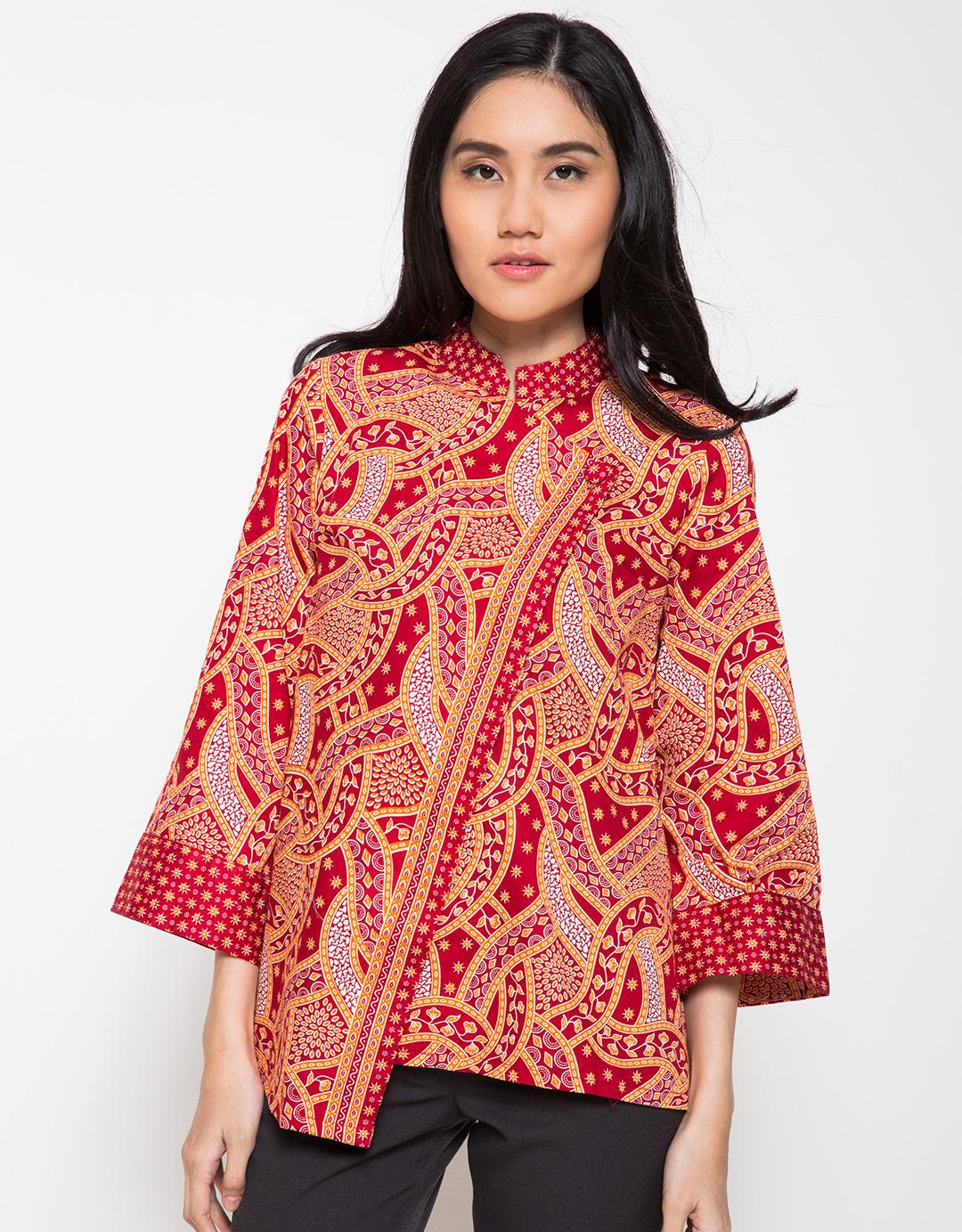 Model Batik Bali