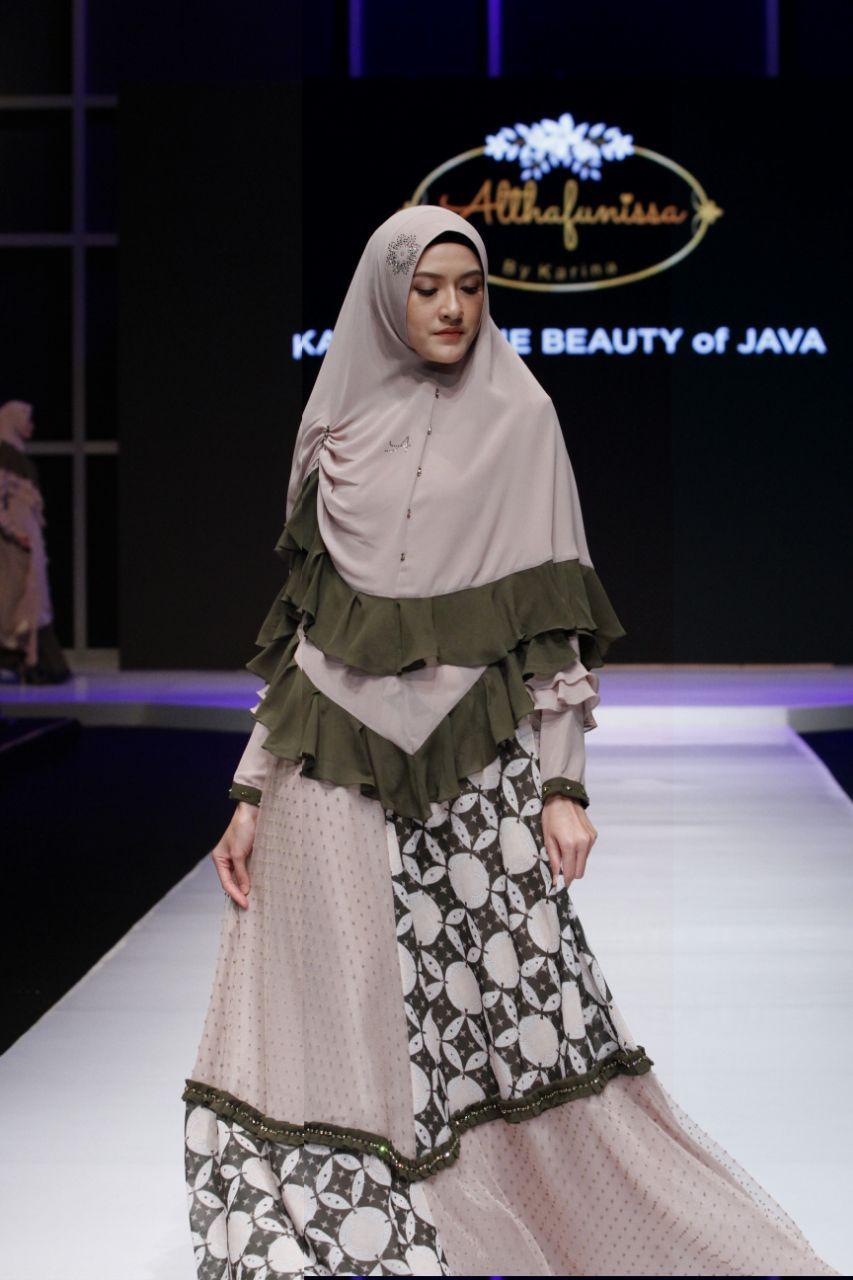 Model Batik Kawung