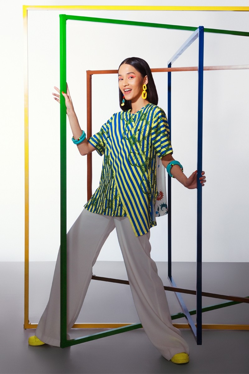 Model Batik Kerja Danar Hadi