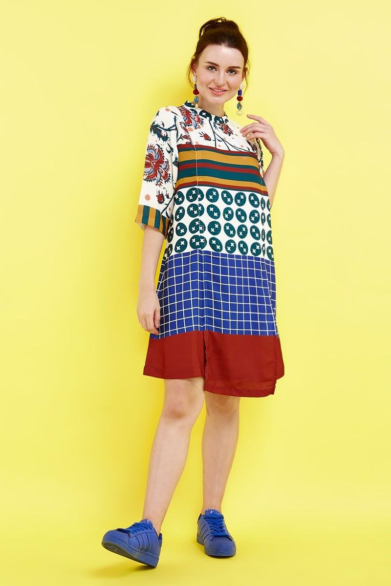 Model Dress Batik Danar Hadi