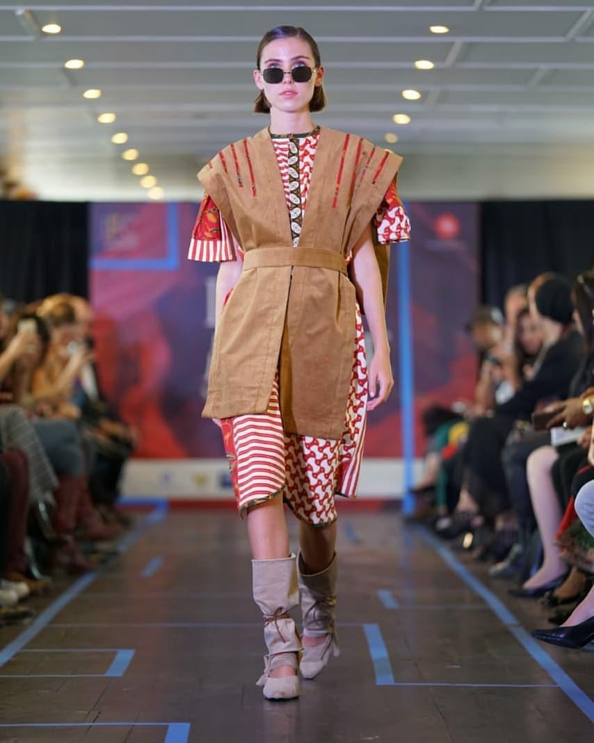 Motif Baju Batik Keris Terbaru