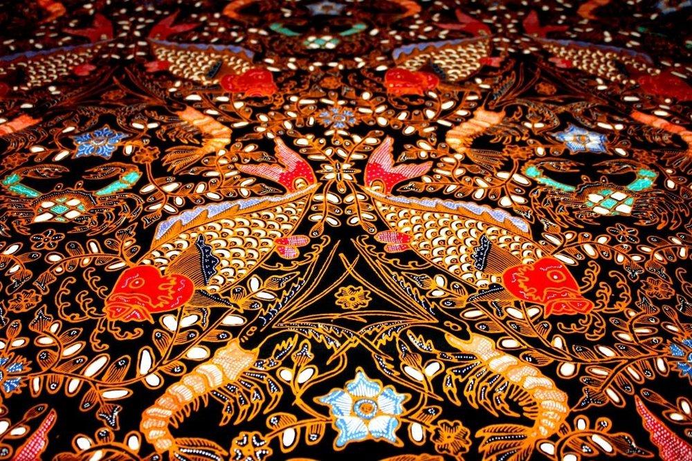 Motif Bali Ulamsari