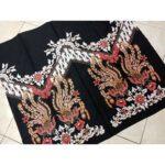 Motif Batik Barong Kembar