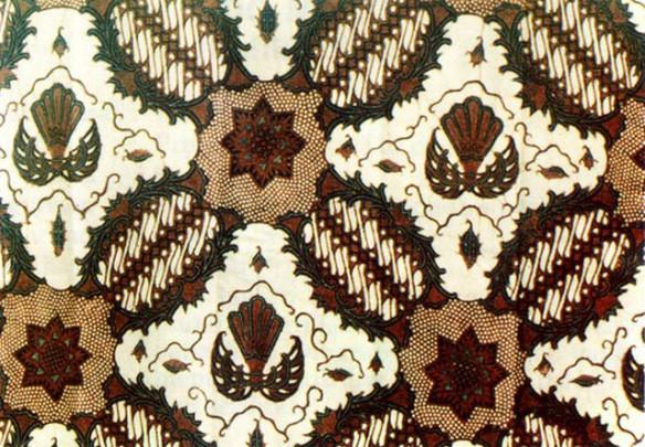Motif Batik Ceplok Kasatriyan