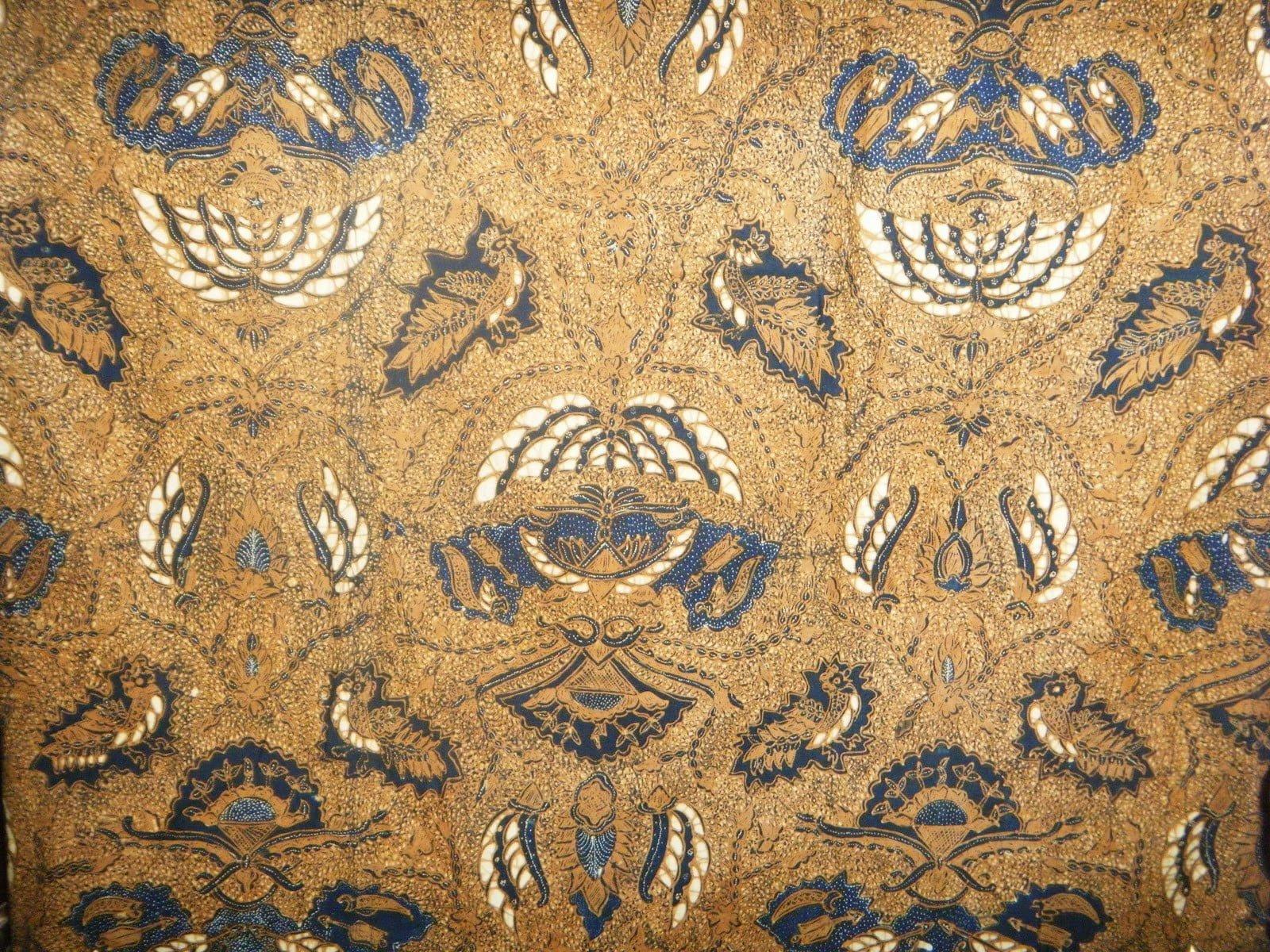 Motif Batik Satrio Manah