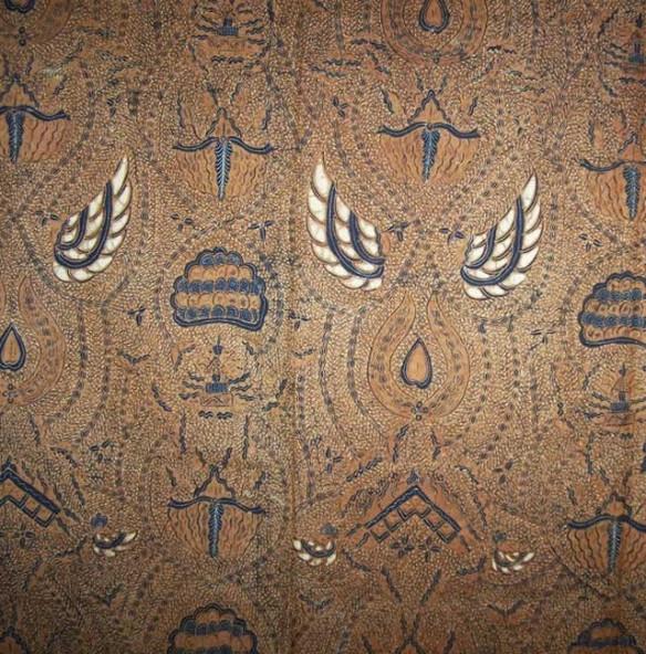 Motif Batik Semen Gendong