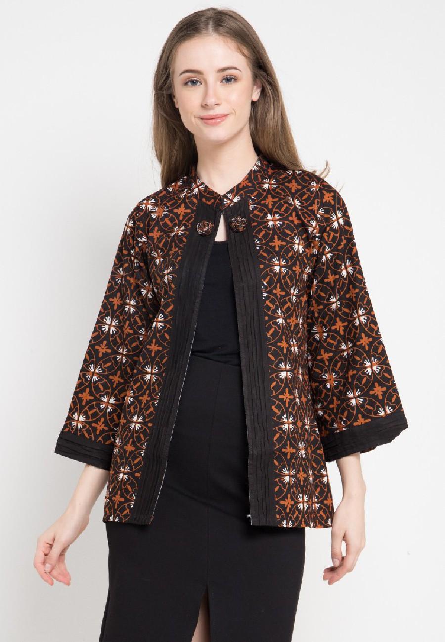 Outerwear Batik Kawung