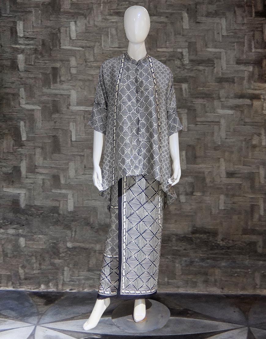 Setelan Batik Tulis Bali
