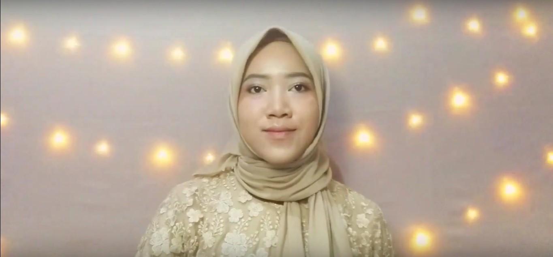 Tutorial Hijab Dengan Kebaya