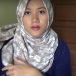 Tutorial Hijab Jilbab Segitiga
