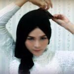 Tutorial Hijab Ke Pesta Simple