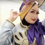 Tutorial Hijab Kebaya Segi Empat