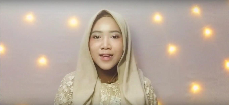 Tutorial Hijab Kebaya Simpel