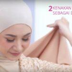 Tutorial Hijab Kebaya Wisuda