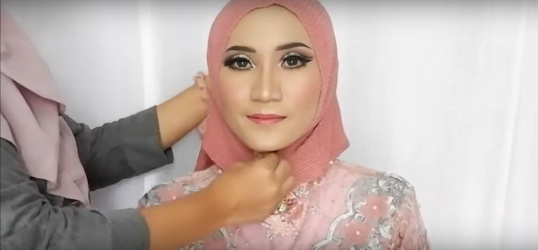 Tutorial Hijab Kebaya Wisuda Modern